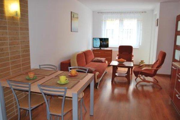 Apartamenty Zielone Tarasy - фото 14