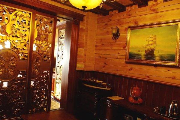 Отель Мечта Байкала - фото 12
