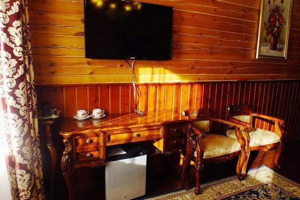 Отель Мечта Байкала - фото 14
