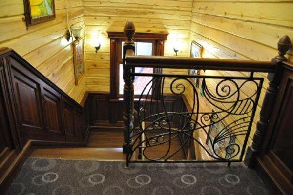 Отель Мечта Байкала - фото 15