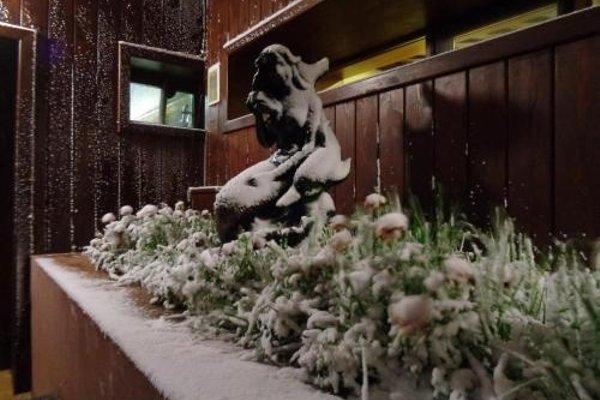 Отель Мечта Байкала - фото 21