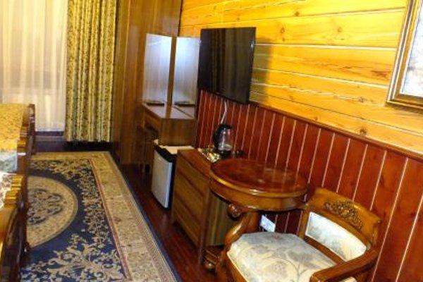 Отель Мечта Байкала - фото 8