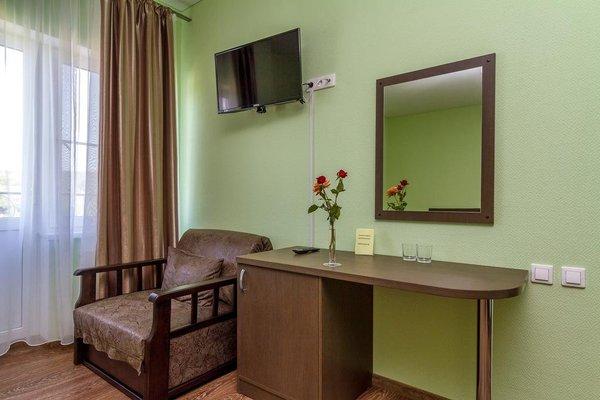 Отель Собер - фото 10