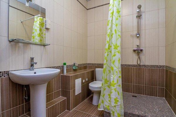 Отель Собер - фото 11