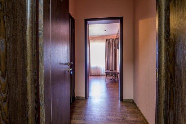 Отель Собер - фото 15