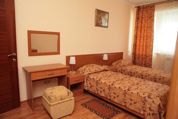 Отель Собер - фото 5