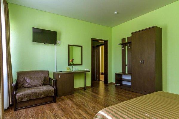 Отель Собер - фото 8