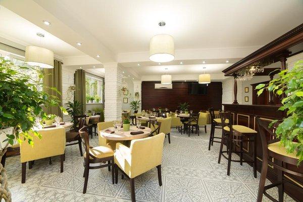 Сад Отель - фото 12