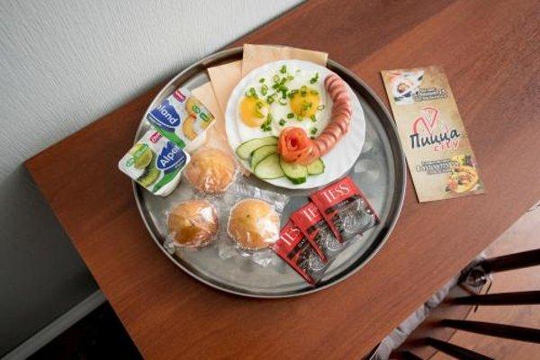 Отель Алтынай - фото 16