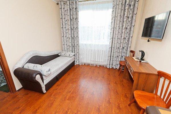Отель Алтынай - фото 4