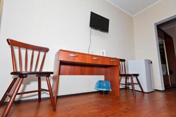 Отель Алтынай - фото 6