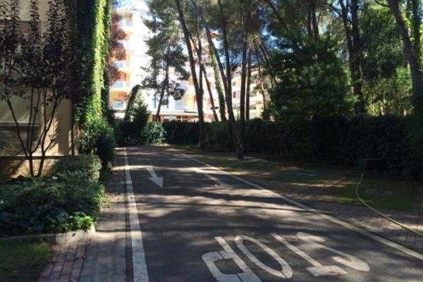 Apartment Eurocoli Rezidence - фото 10