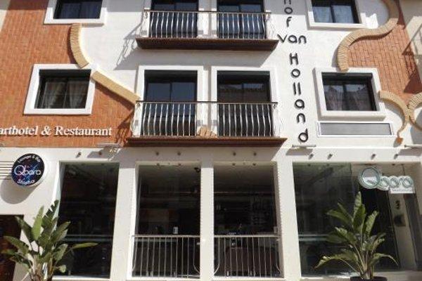 Pure Hotel & Restaurant - фото 22