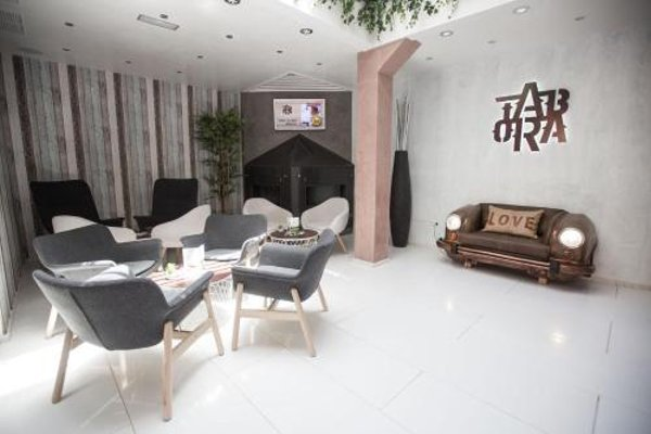 Pure Hotel & Restaurant - фото 5