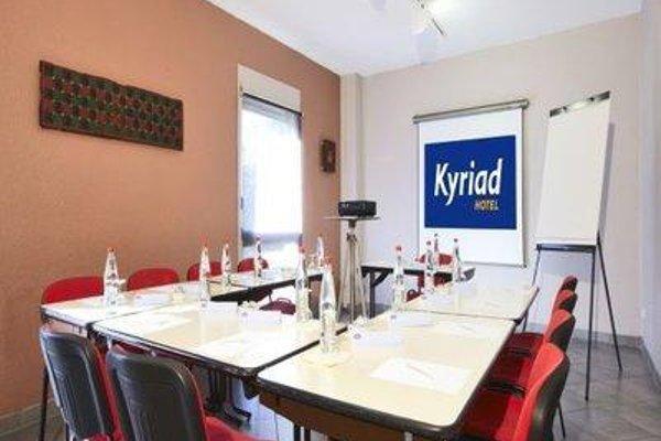 Kyriad Toulon Est La Garde - фото 18