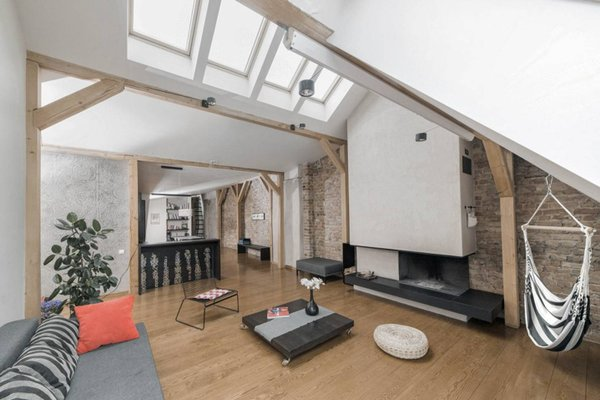 Spacious loft in Art Nouveau area - 4