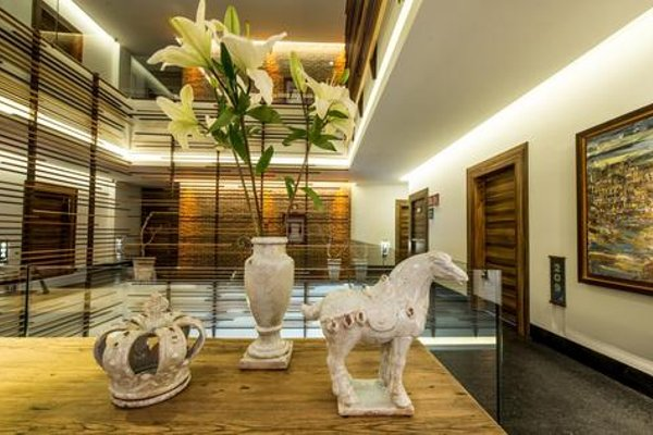 Square Small Luxury Hotel - фото 15