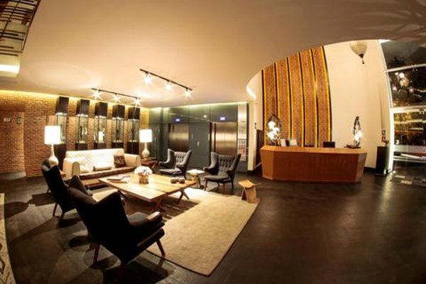 Square Small Luxury Hotel - фото 5