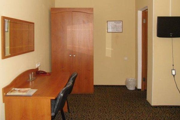 Гостиница «Альфа» - фото 22