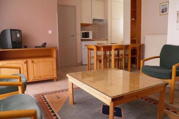Domein Westhoek Apartment - фото 14