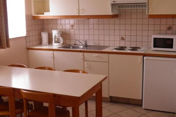 Domein Westhoek Apartment - фото 15
