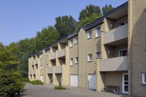 Domein Westhoek Apartment - фото 22