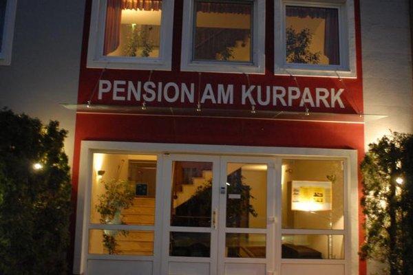 Pension am Kurpark - фото 19