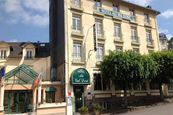 Hotel Au Val Dore - фото 22