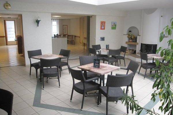 Hotel Au Val Dore - фото 7