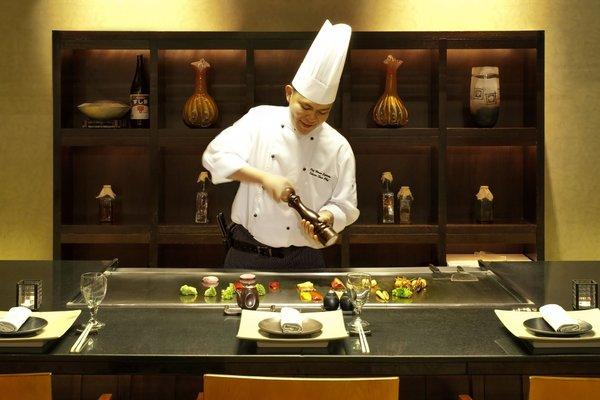 Jood Palace Hotel (ех. Taj Palace Dubai) - фото 13