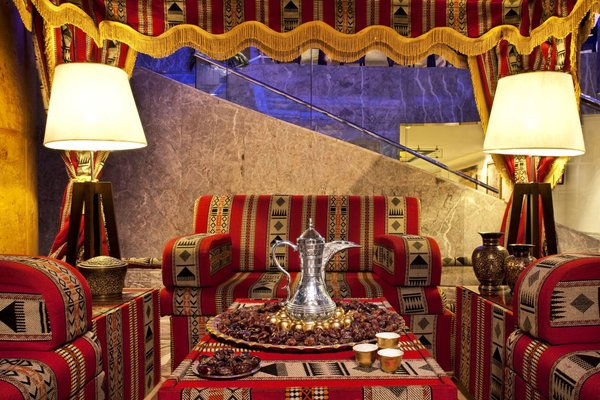 Jood Palace Hotel (ех. Taj Palace Dubai) - фото 15