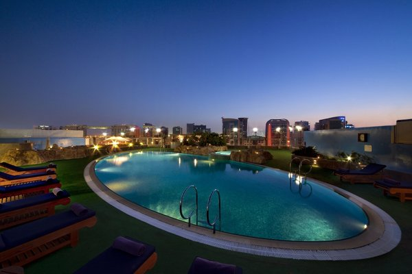 Jood Palace Hotel (ех. Taj Palace Dubai) - фото 22