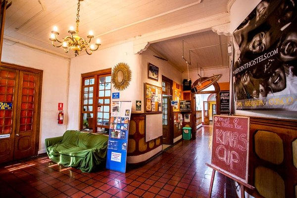 The Point Hostels Lima - 10