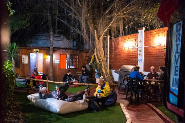 The Point Hostels Lima - 17