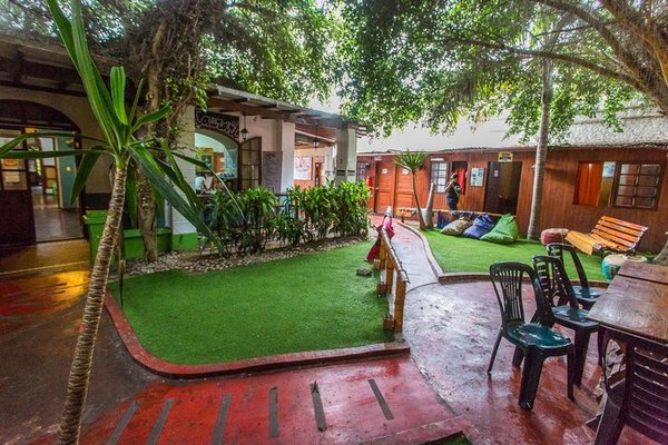 The Point Hostels Lima - 20