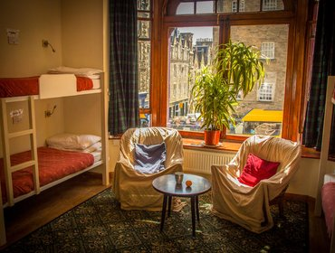 Хостел Royal Mile Backpackers
