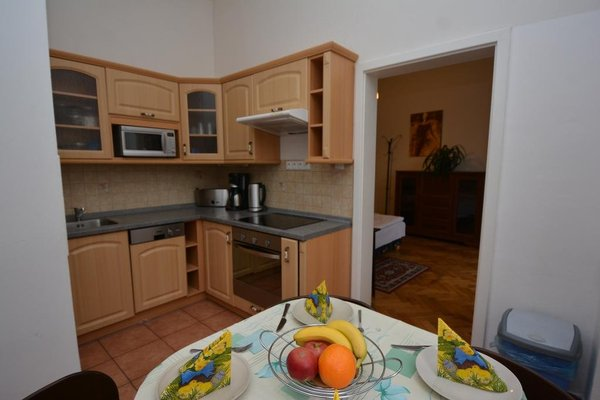 Stepanska Apartment - фото 19