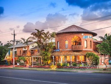 Хостел Aquarius Backpackers Byron Bay
