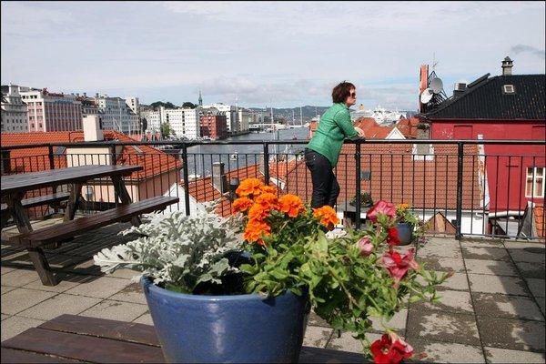 Bergen YMCA Hostel - фото 11