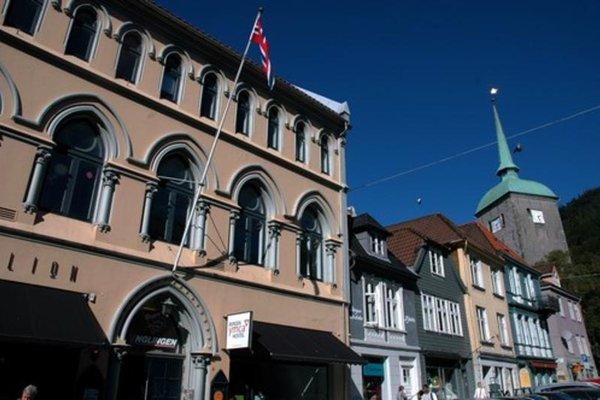 Bergen YMCA Hostel - фото 12