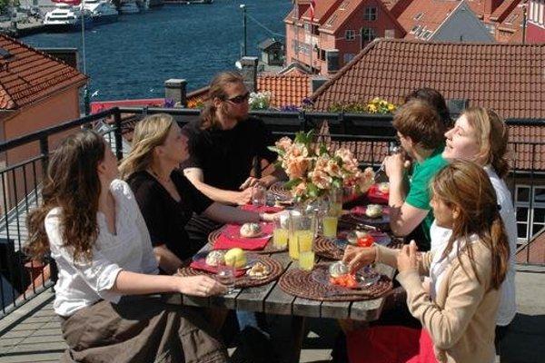 Bergen YMCA Hostel - фото 6