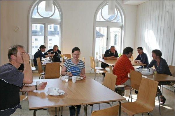 Bergen YMCA Hostel - фото 7
