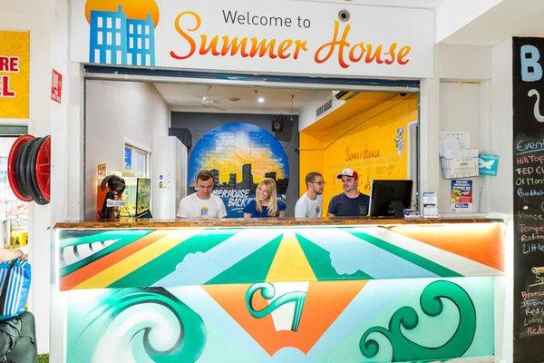 Summer House Backpackers Brisbane - фото 14