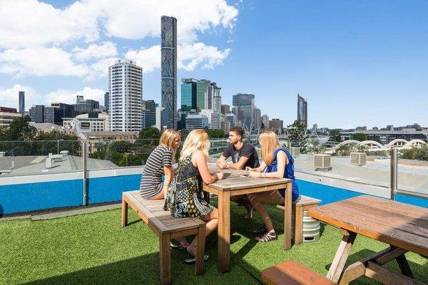 Summer House Backpackers Brisbane - фото 22