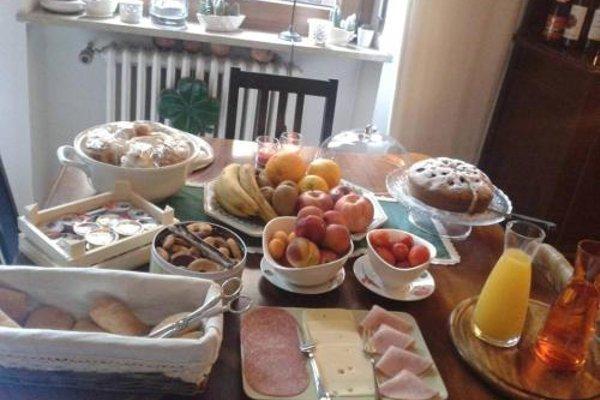Al Quadrifoglio Bed & Breakfast - фото 17