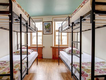 Хостел Travellers Beach Hostel