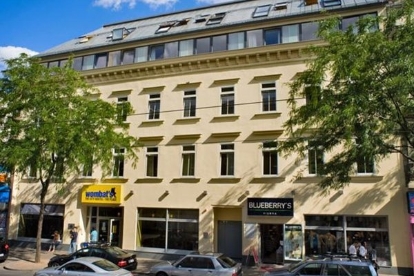 Wombats City Hostel Vienna - The Lounge - фото 15