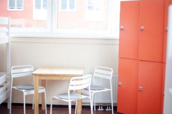 Wombats City Hostel Vienna - The Lounge - фото 11