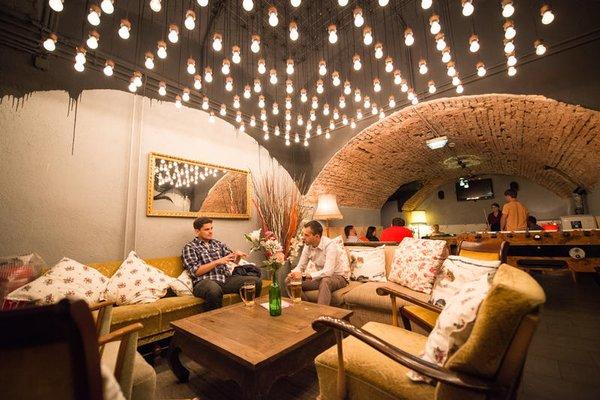 Wombats City Hostel Vienna - The Lounge - фото 13