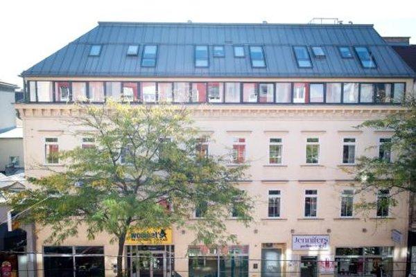 Wombats City Hostel Vienna - The Lounge - фото 22